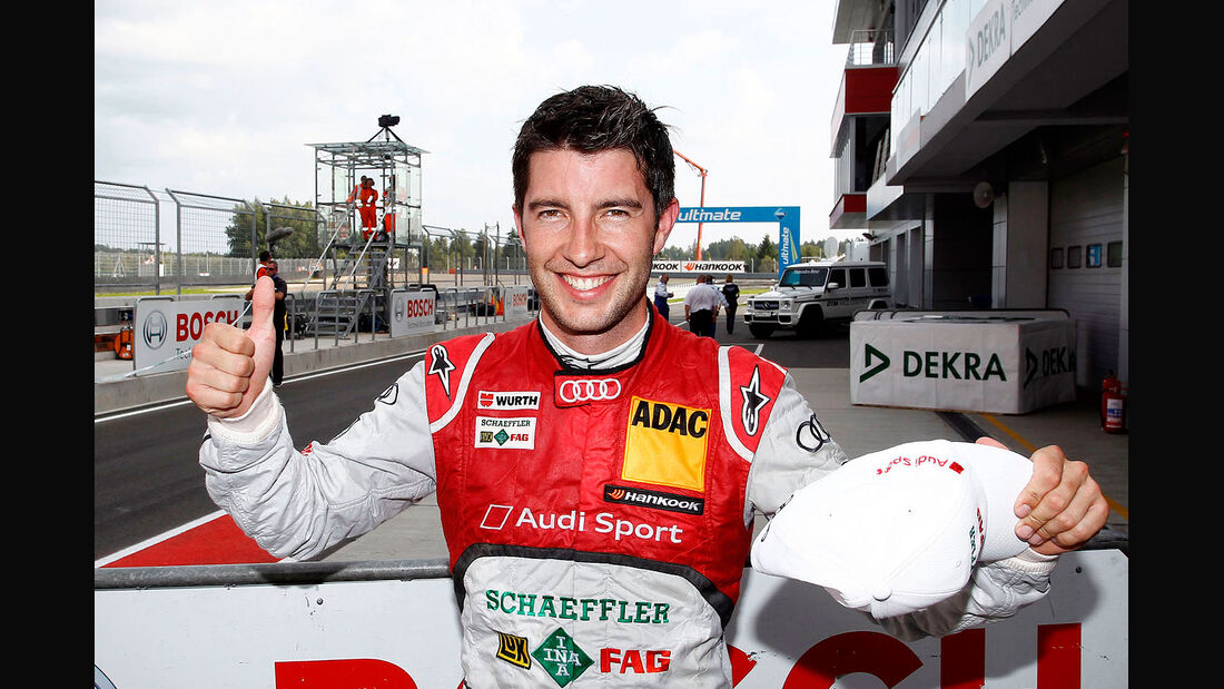 DTM Moskau 2013 Qualifying