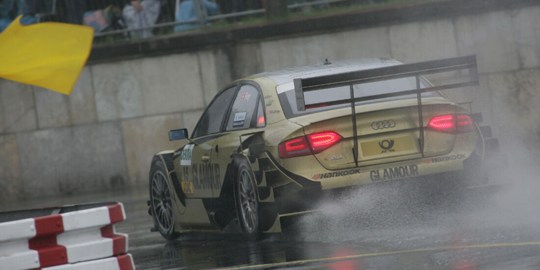 DTM Norisring 2011 Gelbe Flaggen