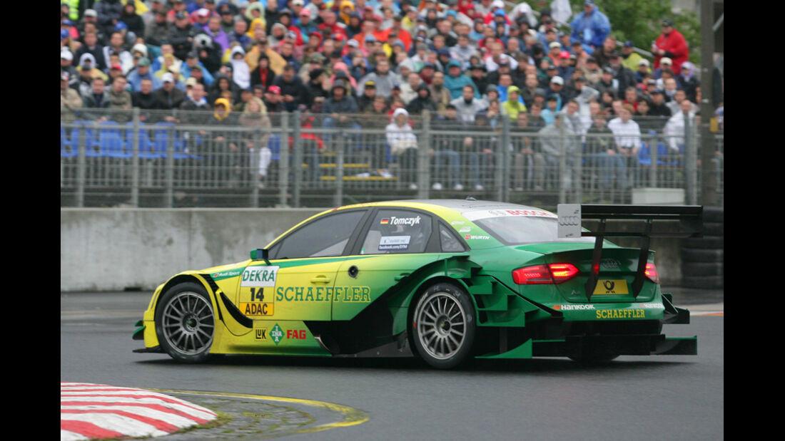 DTM Norisring 2011 Martin Tomczyk