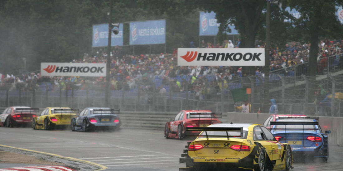DTM Norisring 2011 Mike Rockenfeller