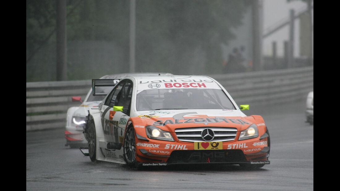 DTM Norisring 2011 Ralf Schumacher