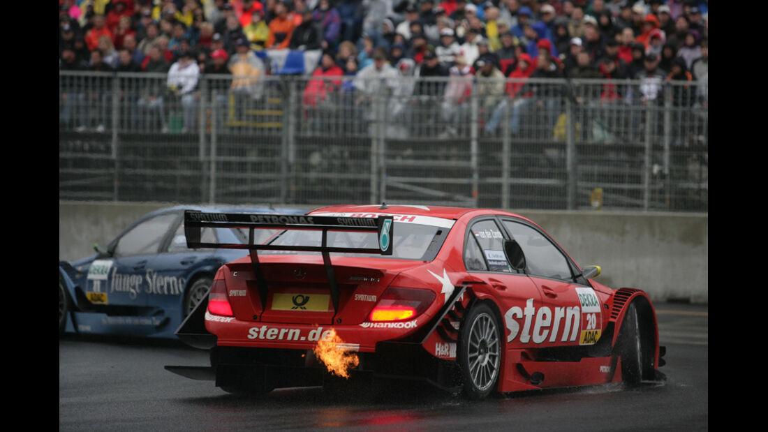DTM Norisring 2011 Renger van der Zande