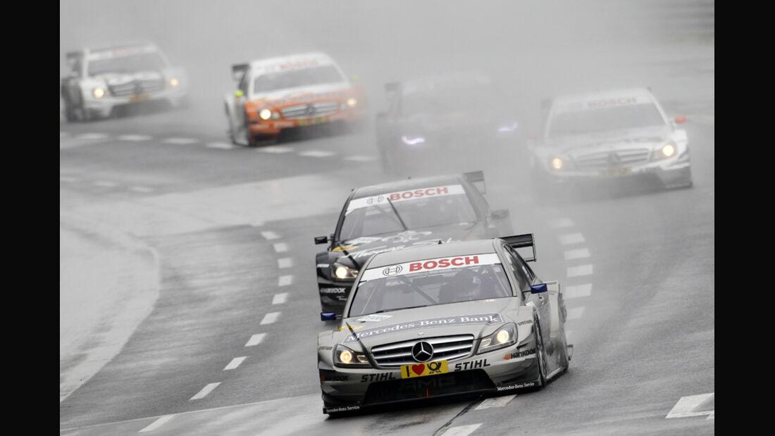 DTM Norisring 2011 Start