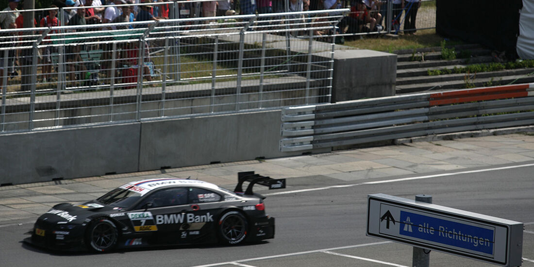 DTM Norisring 2012 Rennen, Bruno Spengler