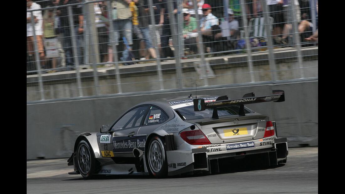 DTM Norisring 2012 Rennen, Christian Vietoris