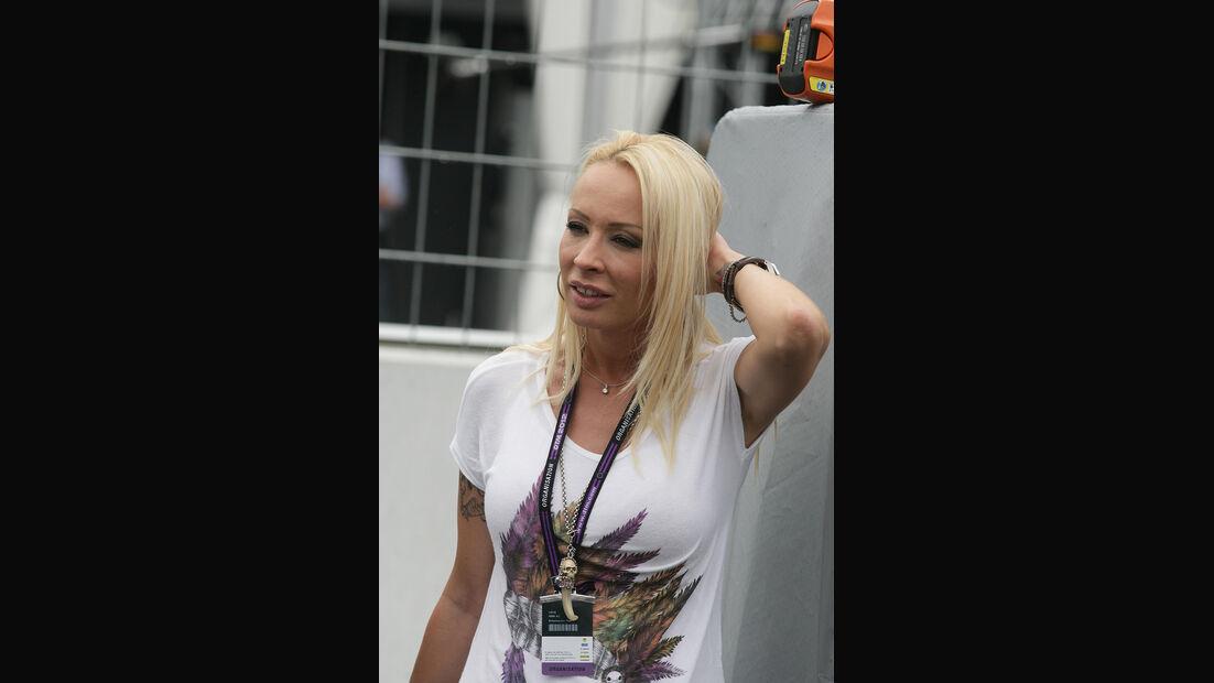 DTM Norisring 2012 Rennen, Cora Schumacher