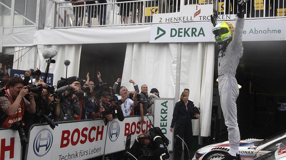 DTM Norisring 2012 Rennen, Jamie Green