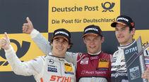 DTM, Norisring 2013, Rennen, Sieger