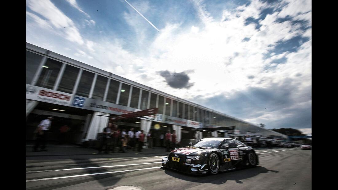 DTM Norisring 2014, Atmo