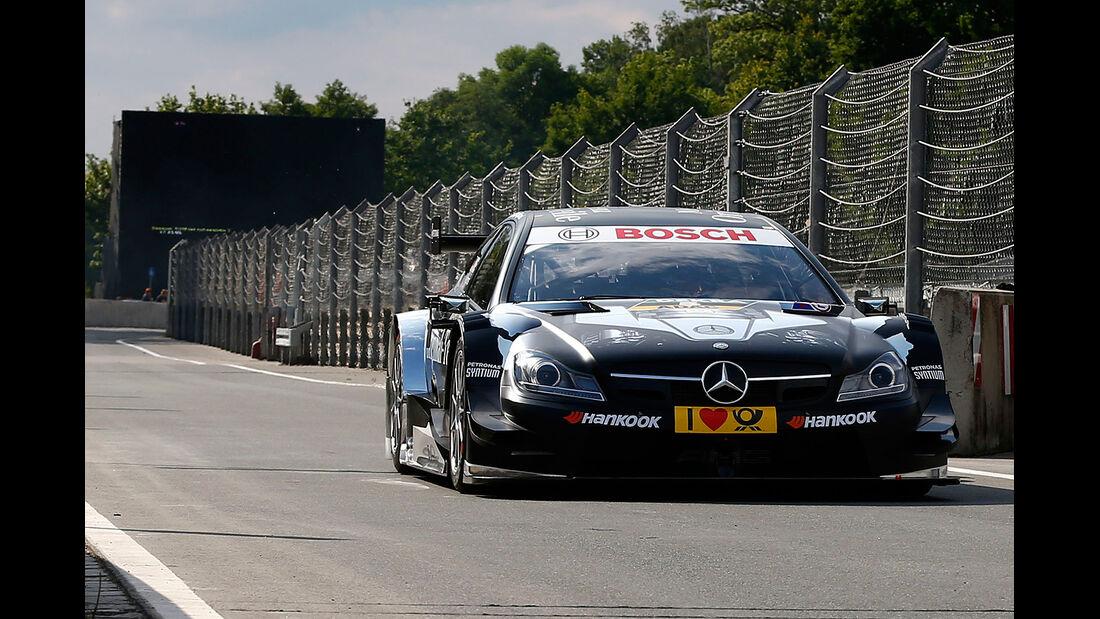 DTM Norisring 2014, Christian Vietoris