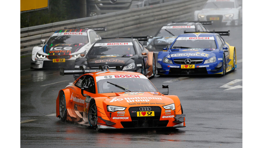 DTM Norisring 2014 Green