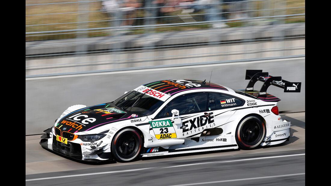 DTM Norisring 2014, Marco Wittman
