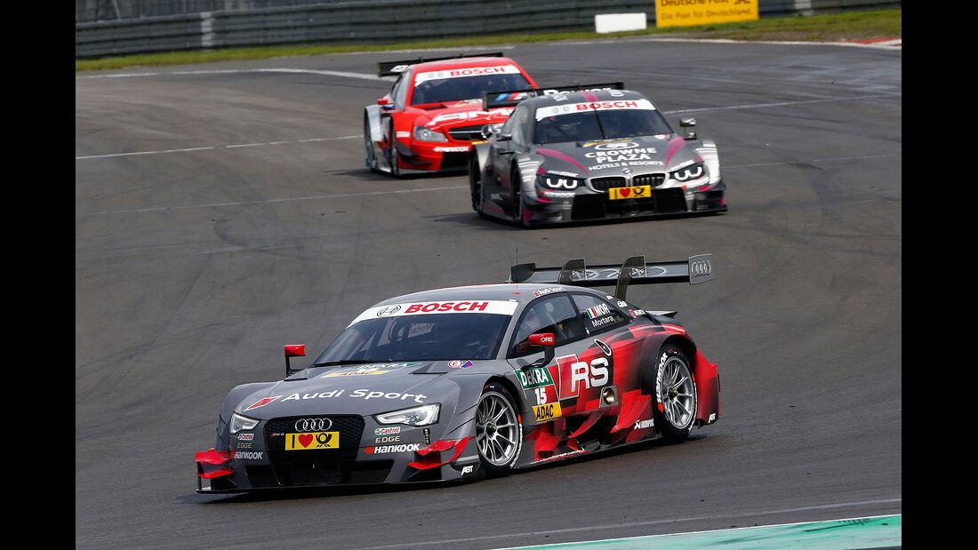 DTM Norisring 2014 Rennen Impressionen