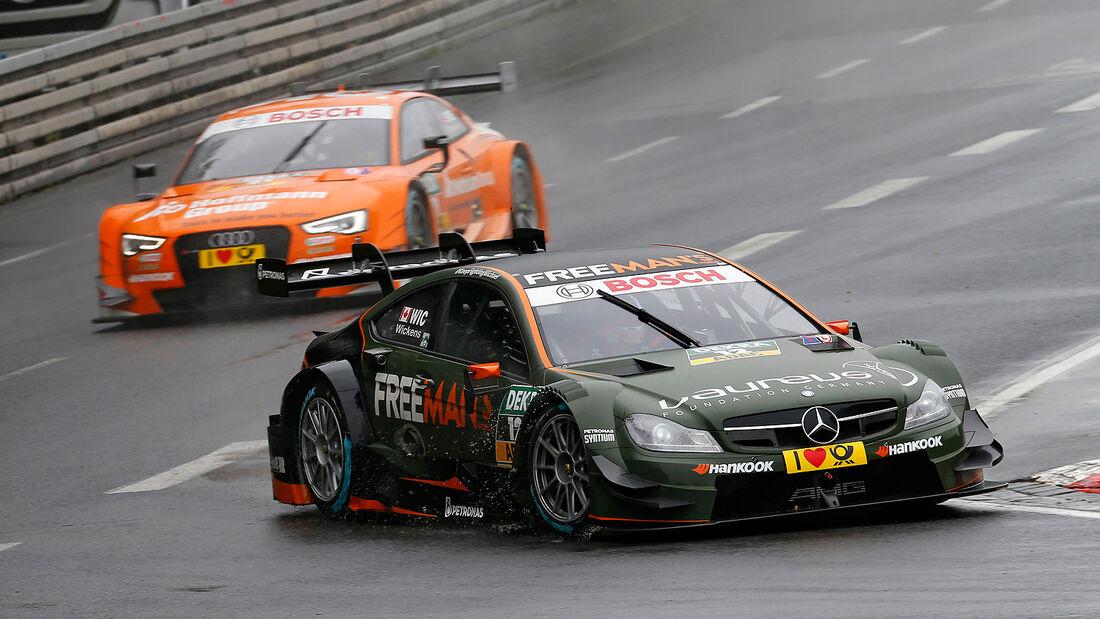 DTM Norisring 2014 Robert Wickens