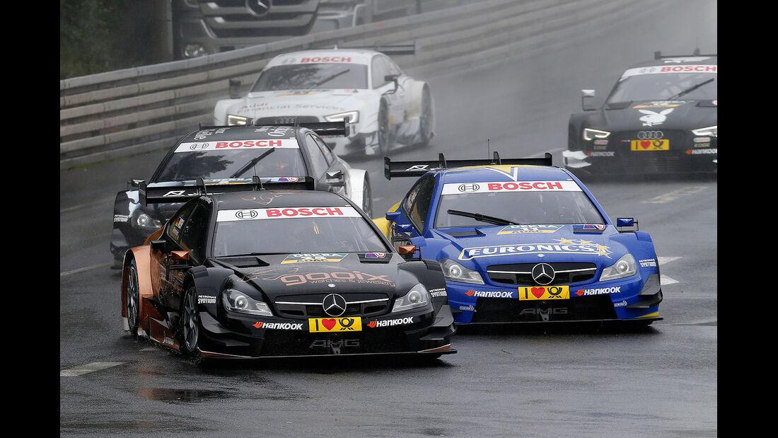 DTM Norisring 2014 Wehrlein