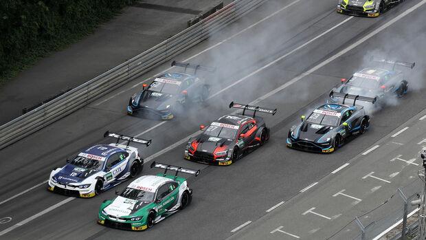 DTM - Norisring 2019 - Rennen