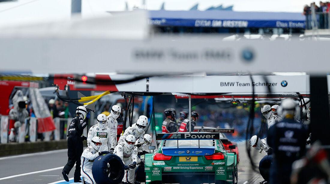 DTM - Nürburgring 2014 -  #3 Augusto Farfus (BR), BMW Team RBM, BMW M4 DTM)