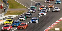 DTM - Nürburgring 2018 - Start