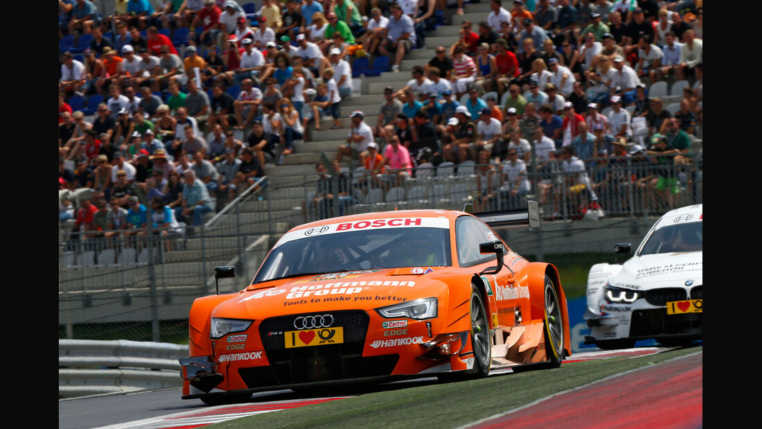 DTM - Österreich 2014 - Spielberg - Red Bull Ring - Jamie Green - Audi