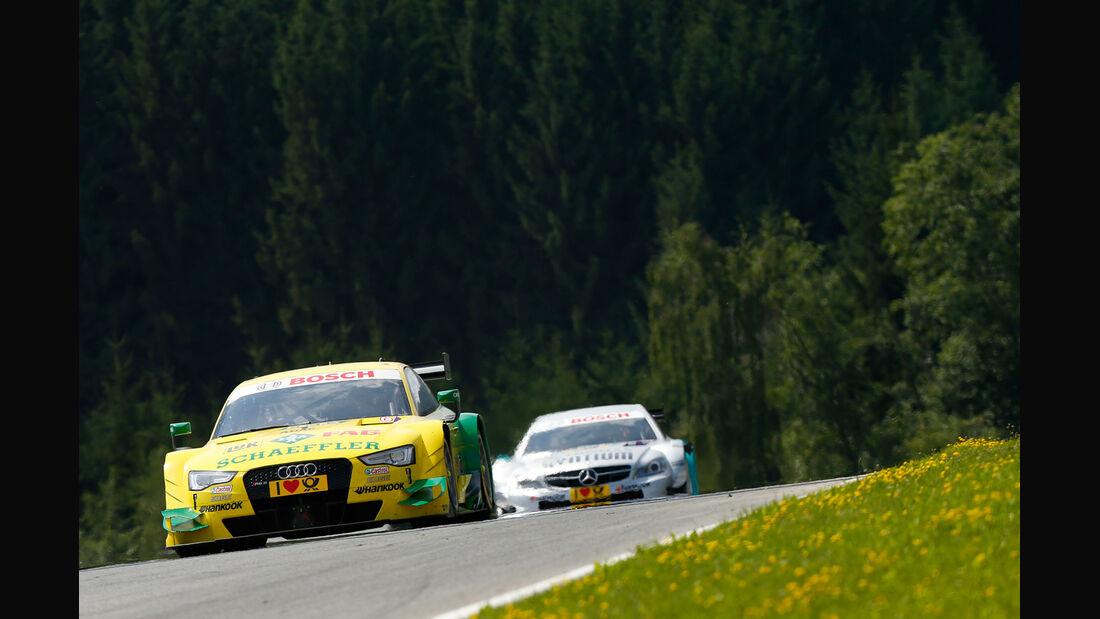 DTM - Österreich 2014 - Spielberg - Red Bull Ring - Mike Rockenfeller - Audi