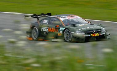 DTM - Österreich 2014 - Spielberg - Red Bull Ring - Qualifying - Robert Wickens - Mercedes