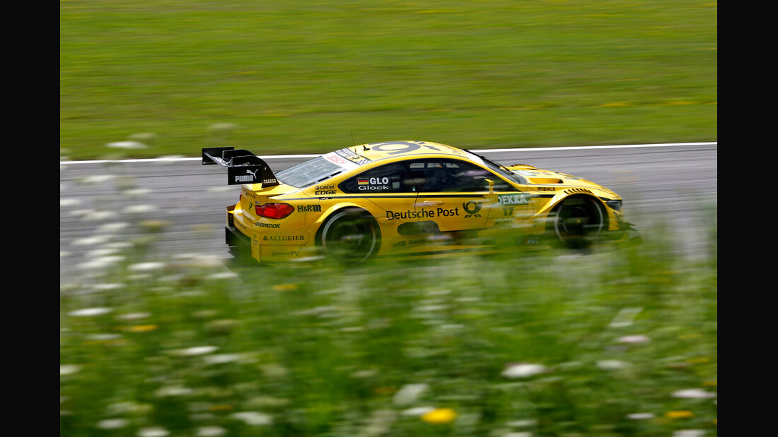 DTM - Österreich 2014 - Spielberg - Red Bull Ring - Qualifying - Timo Glock - BMW
