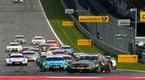 DTM - Österreich 2014 - Spielberg - Red Bull Ring - Start - Rennen