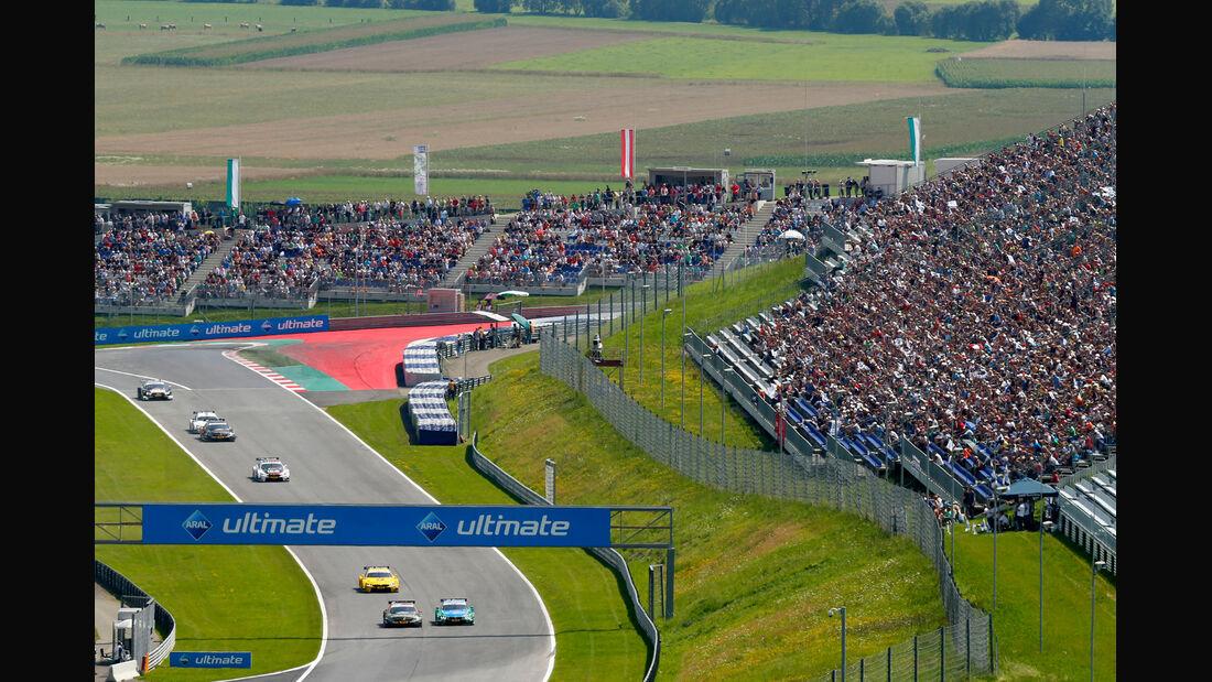 DTM - Österreich 2014 - Spielberg - Red Bull Ring - Wickens - Farfus - Glock
