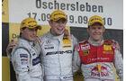 DTM Oschersleben 2010 Siegerehrung