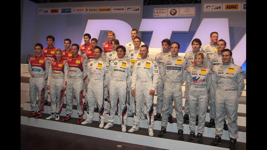 DTM Piloten 2012