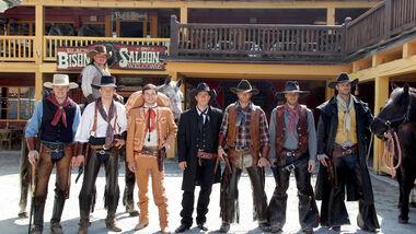 DTM Piloten 2014 - Cowboys