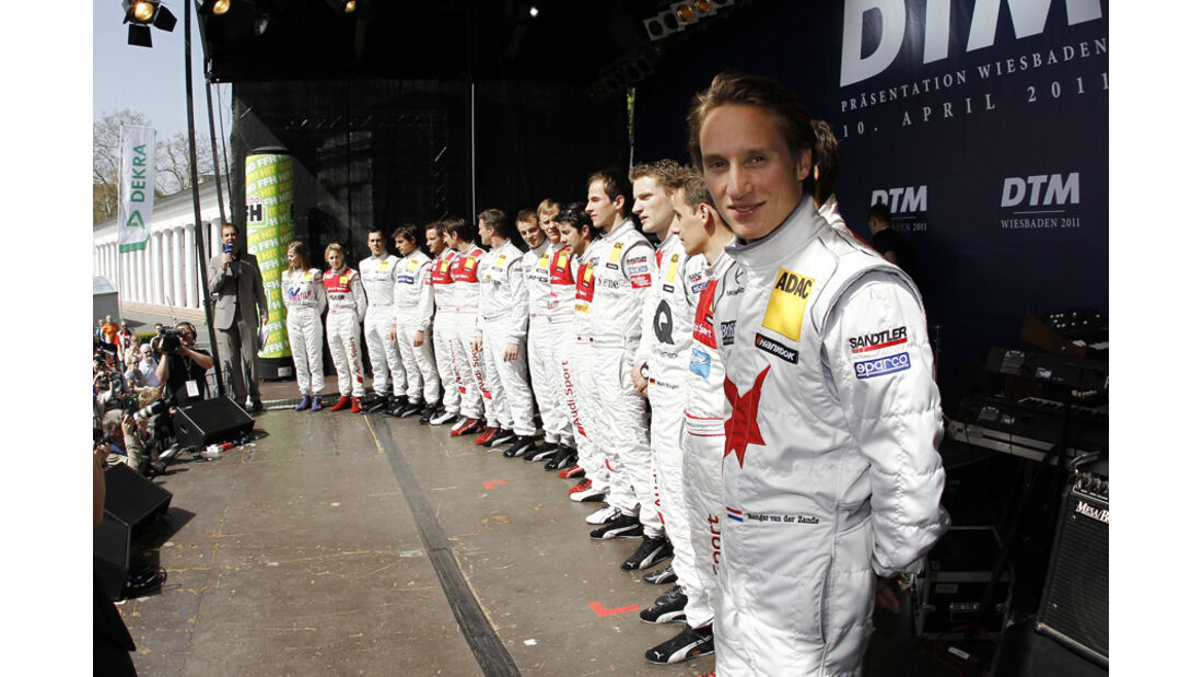 DTM Präsentation 2011