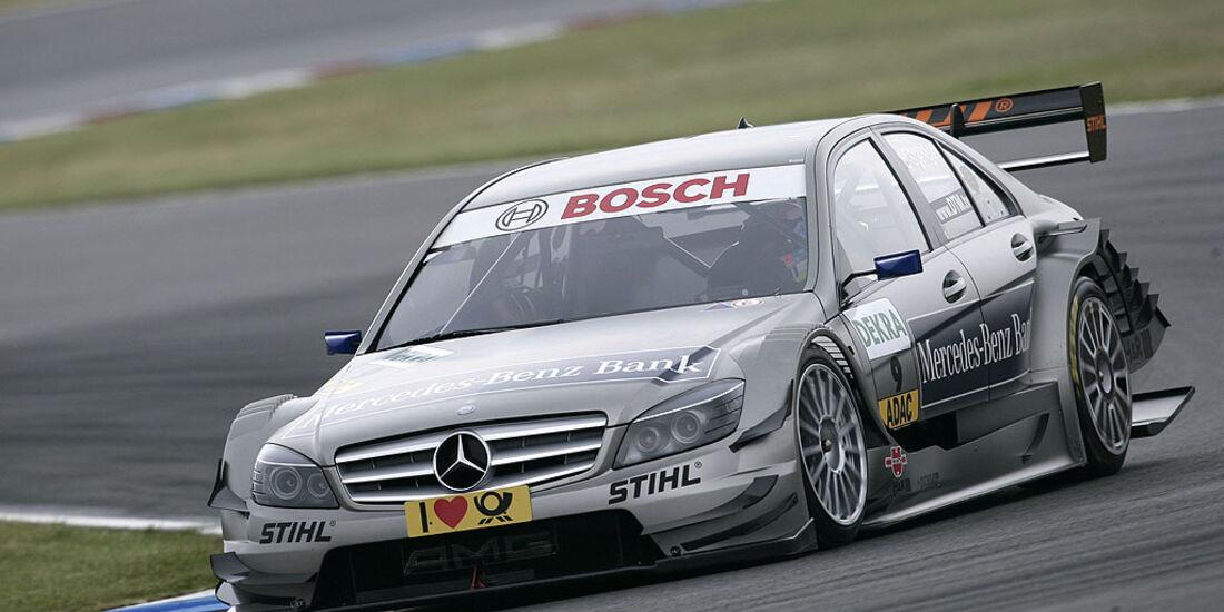DTM Rennen Lausitzring 2009