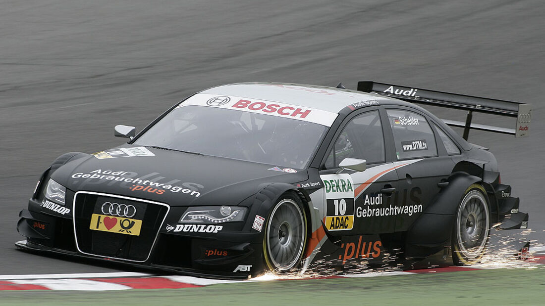 DTM Rennwagen  Audi