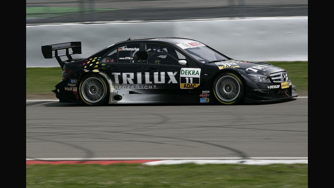 DTM-Rennwagen von Mücke Motorsport