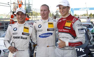DTM - Russland - Moskau - Qualifying