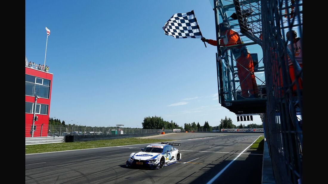 DTM - Russland - Moskau - Rennen - Maxime Martin