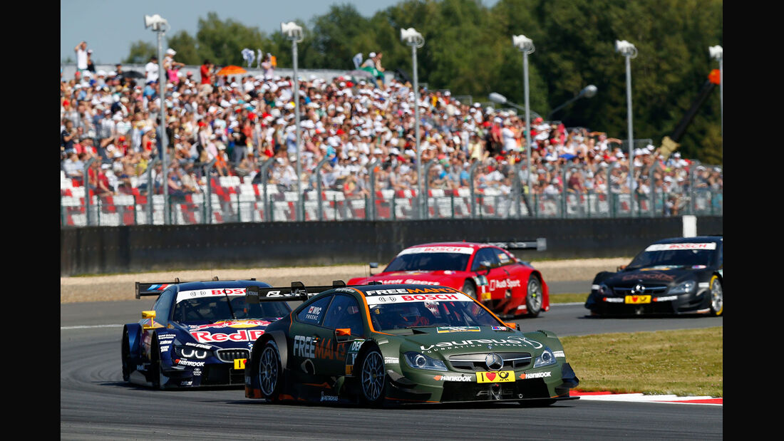 DTM - Russland - Moskau - Rennen - Robert Wickens