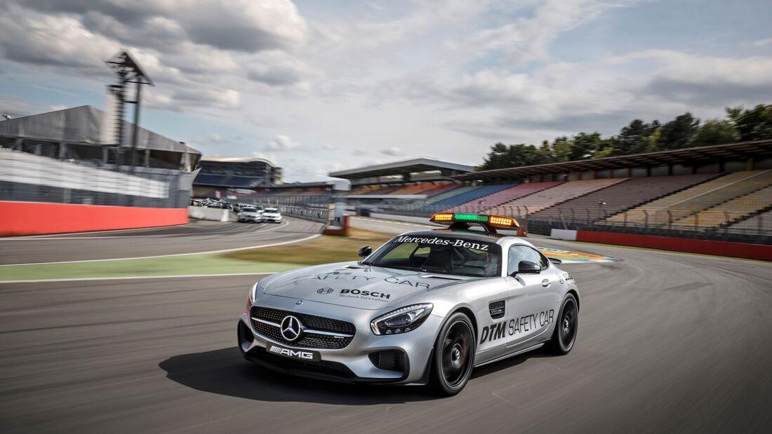 DTM - Safety Car - Mercedes AMG GT S