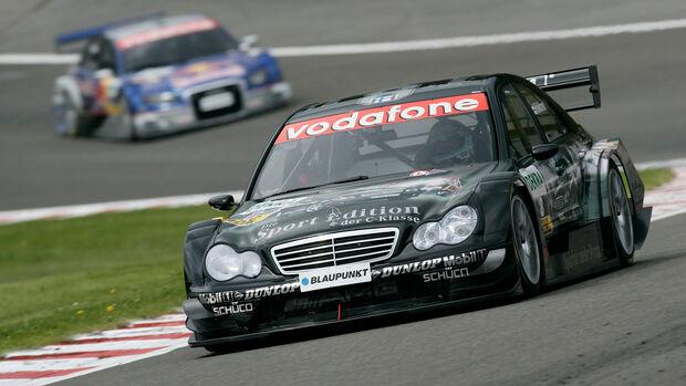 DTM Spa-Francorchamps - 2005 - Häkkinen
