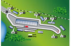 DTM Spezial 2012: Die Strecken