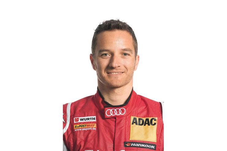 DTM Spezial 2012: Die acht Audi-Fahrer
