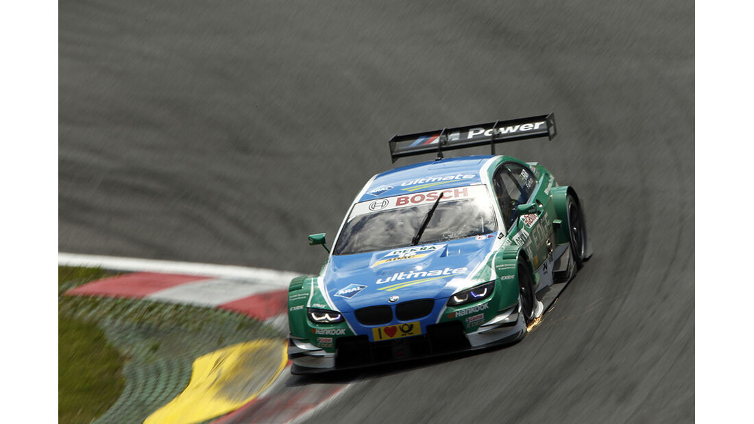 DTM Spielberg 2012 Qualifying, Augusto Farfus