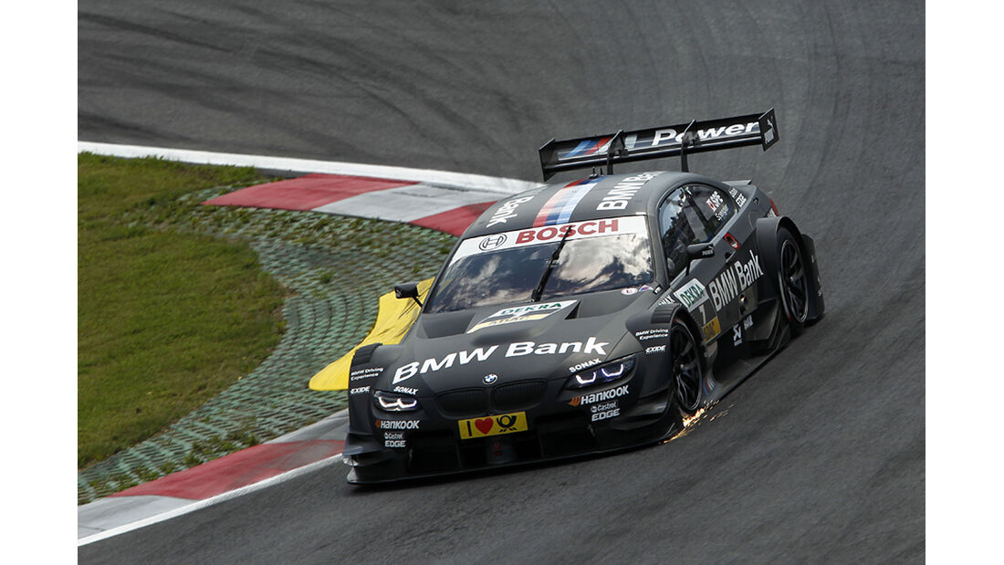 DTM Spielberg 2012 Qualifying, Bruno Spengler