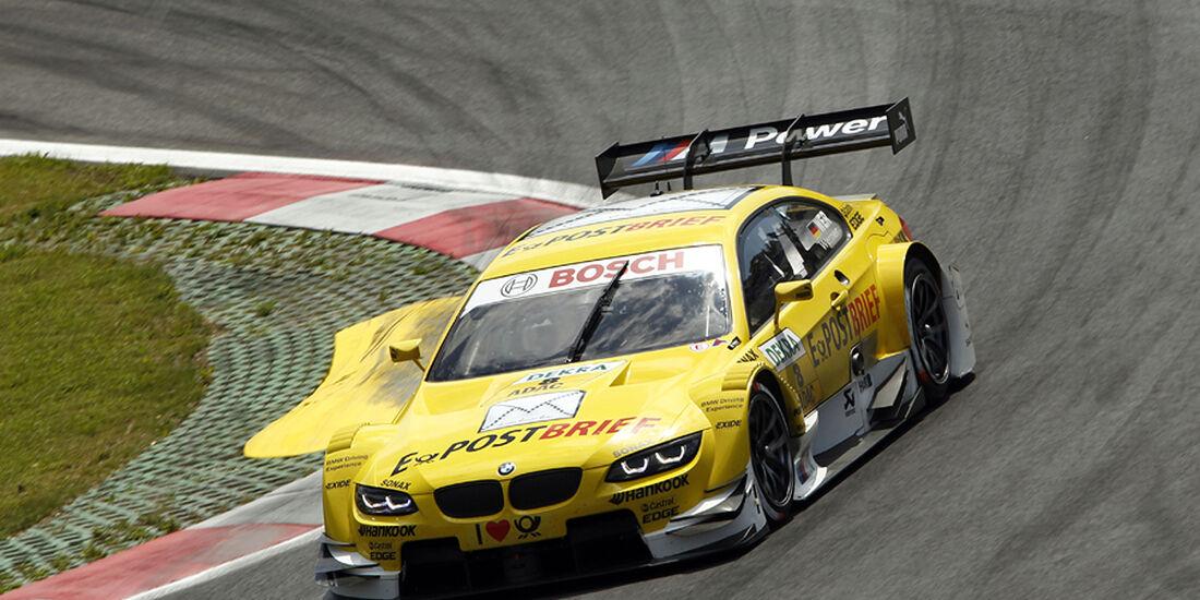 DTM Spielberg 2012 Qualifying, Dirk Werner