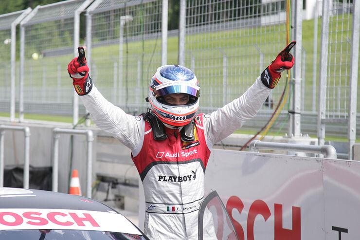 DTM Spielberg 2012 Qualifying, Edoardo Mortara