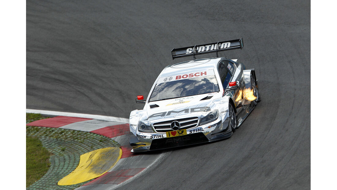 DTM Spielberg 2012 Qualifying, Jamie Green