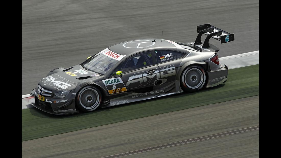 DTM Spielberg 2012 Qualifying, Ralf Schumacher