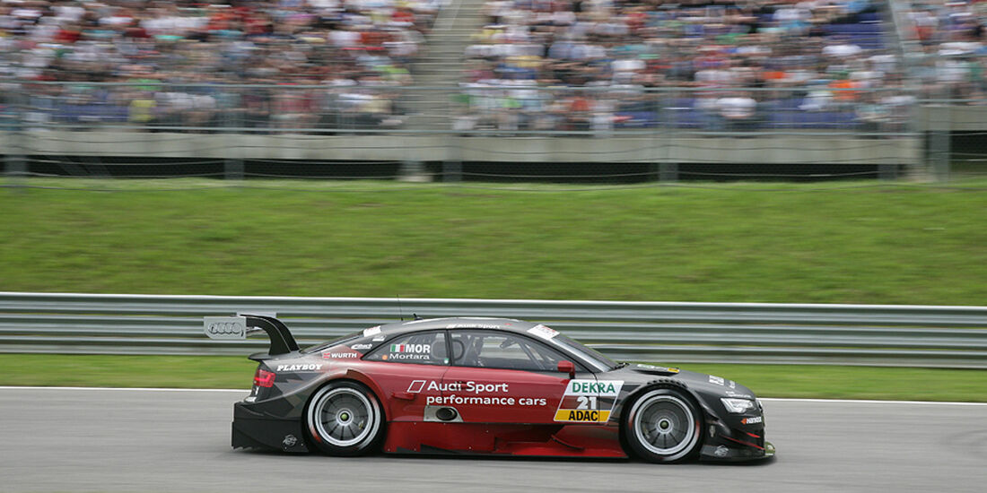 DTM Spielberg 2012 Rennen, Edoardo Mortara