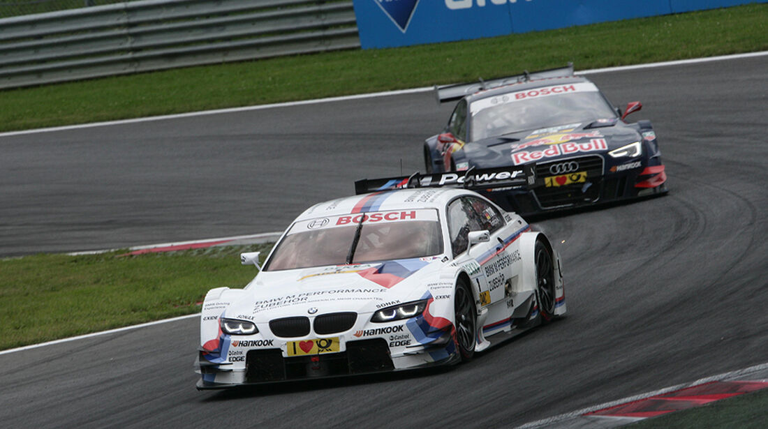 DTM Spielberg 2012 Rennen, Martin Tomczyk